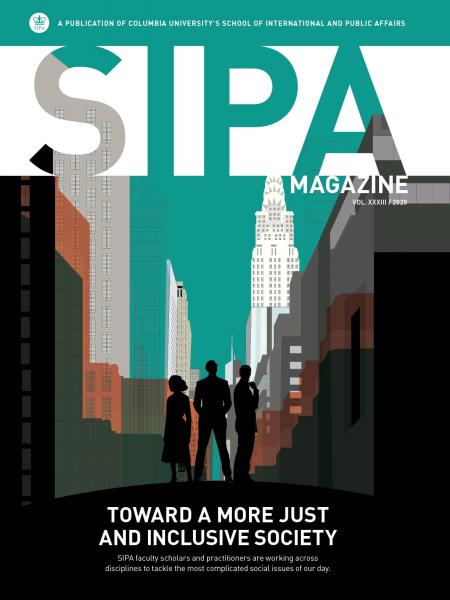 SIPA Magazine Fall 2020