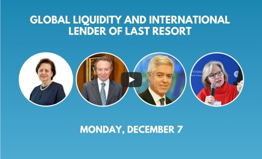 Global Liquidity and International Lender of Last Resort