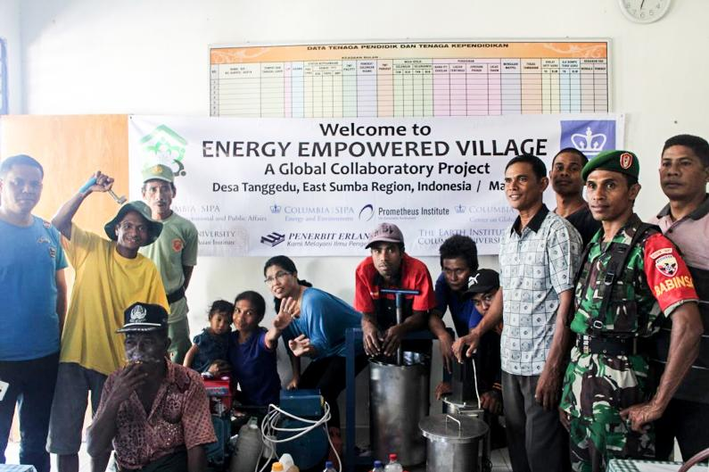 Energy Empowered Village