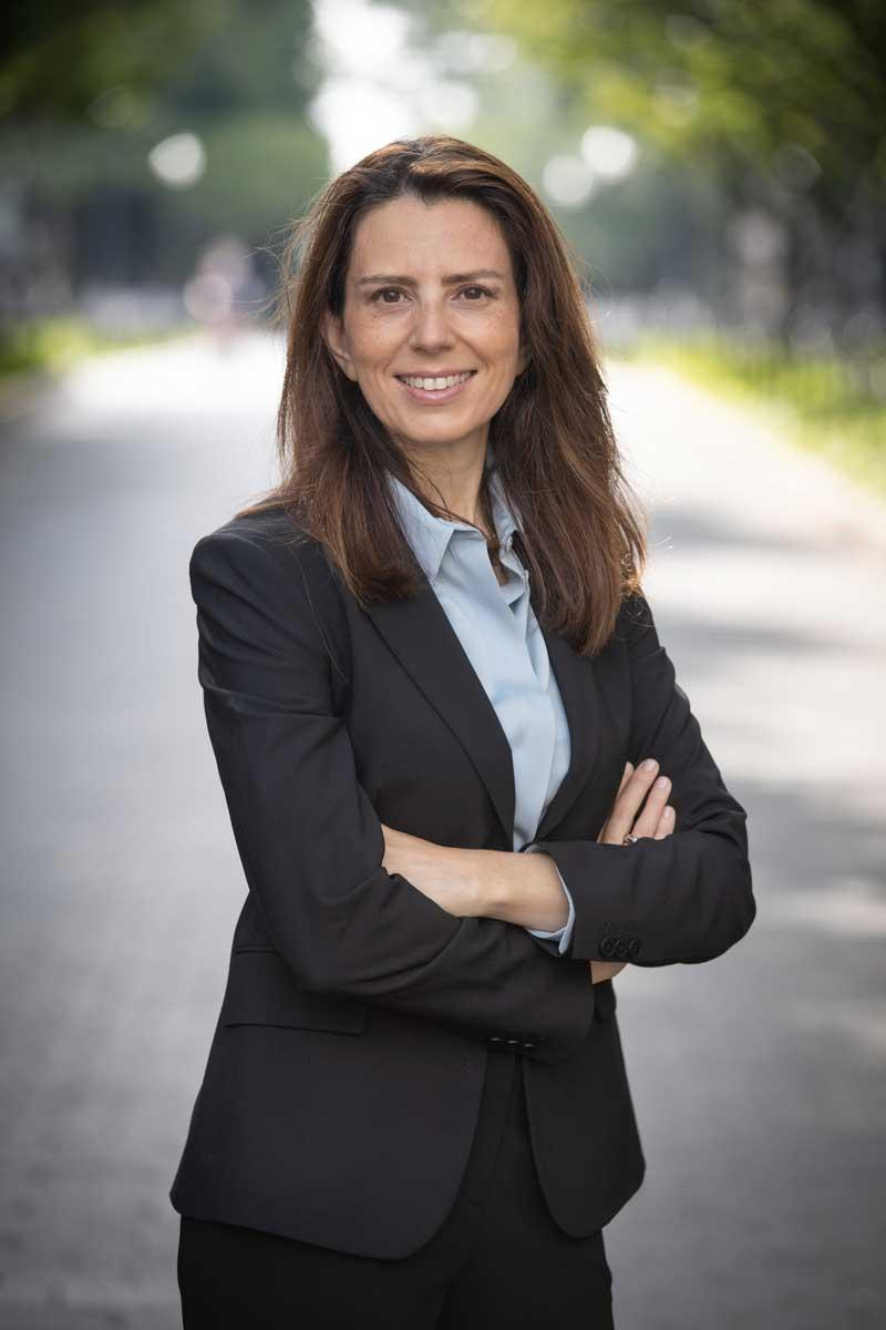 Keren Yarhi-Milo became director of SIPA's Saltzman Institute for War and Peace Studies on July 1, 2020.