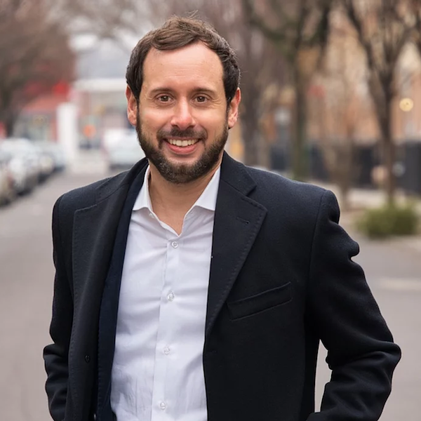 Leonardo Bullaro is a candidate for city council in NYC.