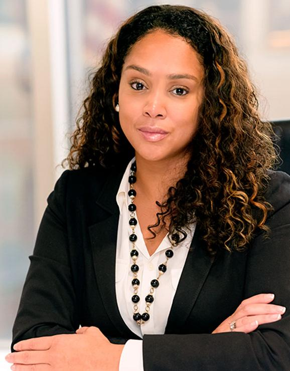 Marilyn Mosby, State's attorney for Baltimore, Maryland