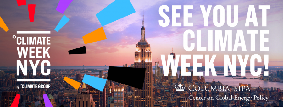 banner - Climate Week NYC 2020