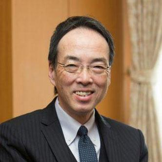 Nobuchika Mori is the former commissioner of Japan's Financial Services Agency.