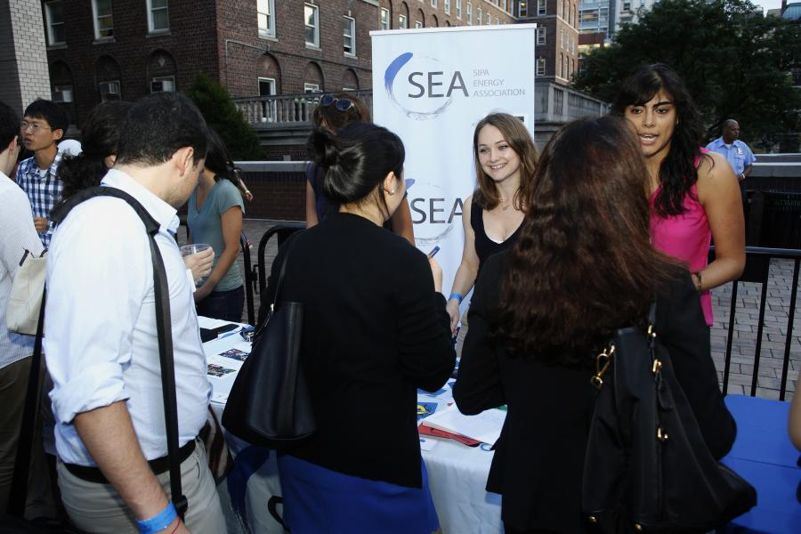 SIPA Student Group Energy Association