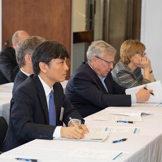 Columbia SIPA - Central Banking Initiative Workshop and Lecture