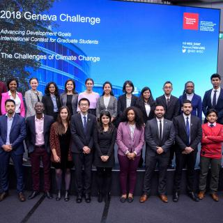 Student project utilizes big data, AI, and machine learning technology to prevent climate-driven violent conflict in Africa's Sahel region.